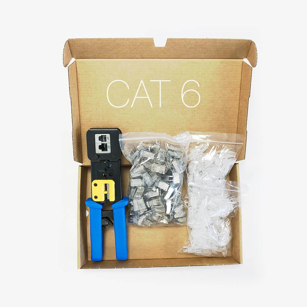 Startsæt - CAT 6 STP