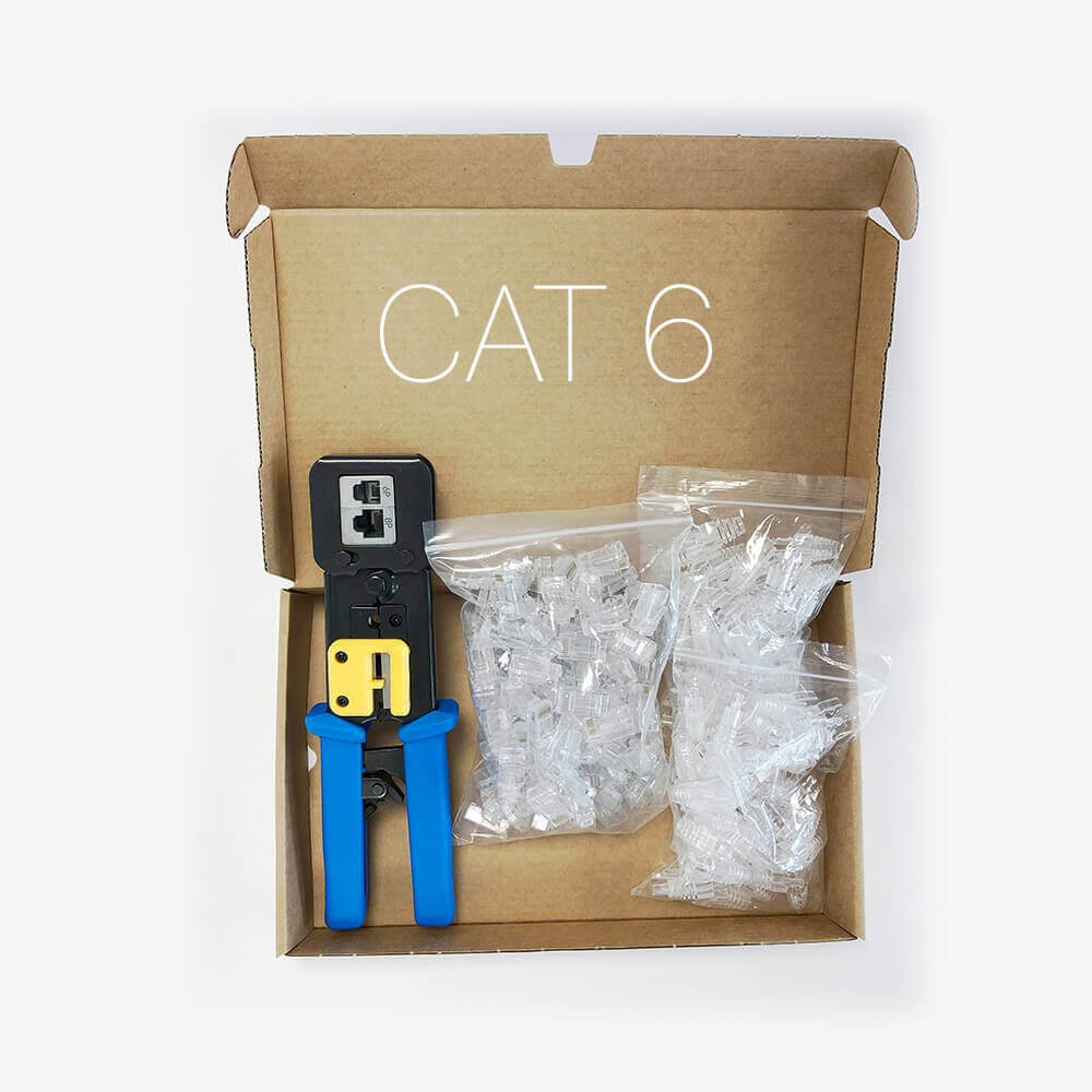 Startsæt - CAT 6 UTP