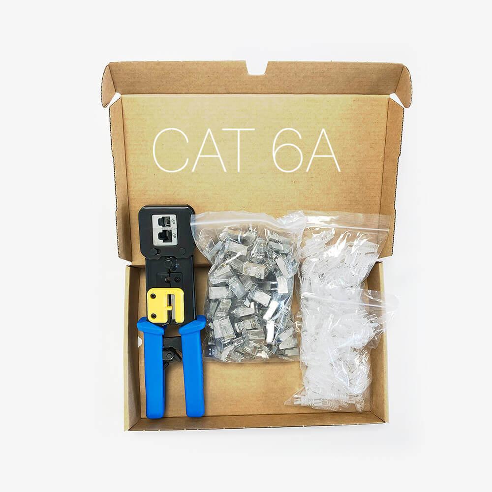 Startsæt - CAT 6A STP